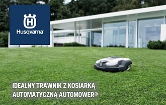 Automower® sposób na idealny trawnik